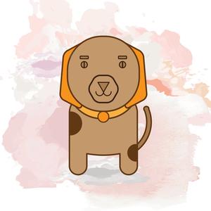 Geometric Brown Dog