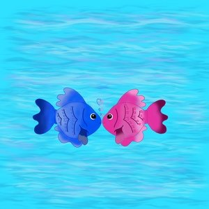 Fishes Love