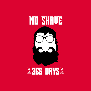 No Shave 365 Days On Red