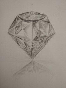 Sketchy Things Diamond