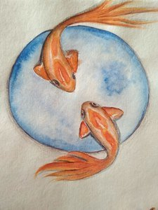 Artistic Fishes
