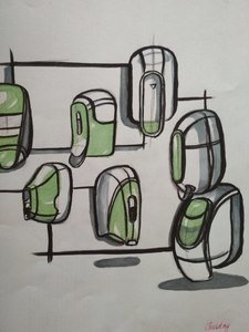 Artistic Flasks 2