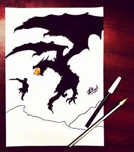 Dragon Vs Warrior