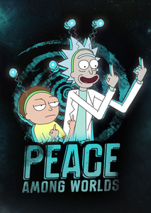 Peace Among Worlds Rick And Morty