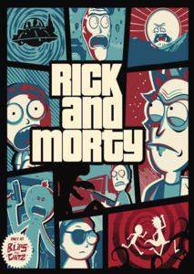 Rick And Morty GTA