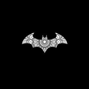 Batman Mandala 2