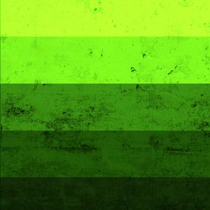Green Shade Texture Print