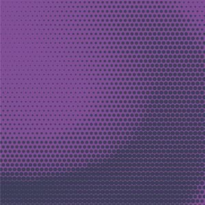 Amazing Halftone Purple