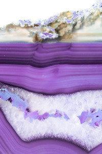 Ultraviolet Agate