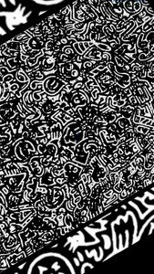 Doodle Abstract