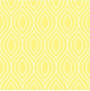 Pattern On Pastel Yellow