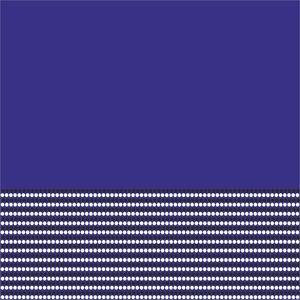 Blue Dots Pattern