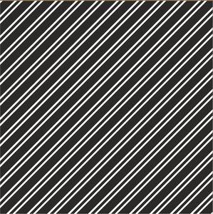 Black Diagonal Lines
