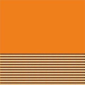 Orange Dot Circle