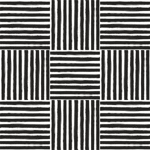 Pattern With Black Lines