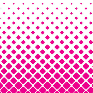 Pink Square Shower