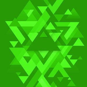 Love Triangle Green