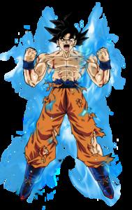 Goku Anger