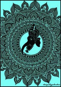 Ganesha Mandala 10