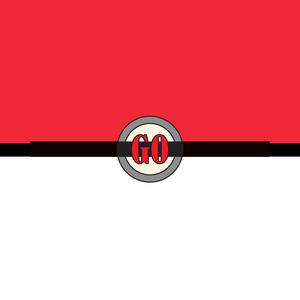Red White Pokemon Go