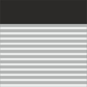 Classy Black Strips Blocks