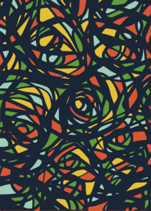 Roses Mosaic