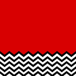 Zig Zag On Red