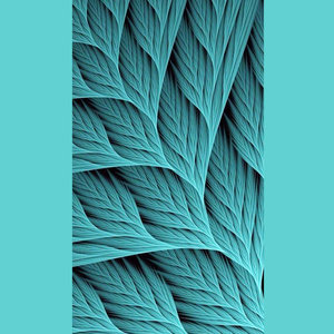 Blue Classic Pattern