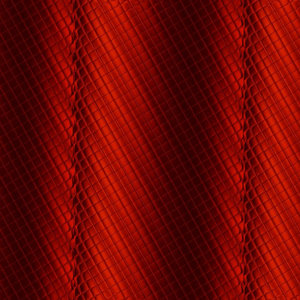 Red Rubber Texture Print