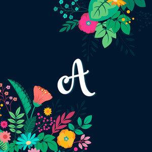 Floral A
