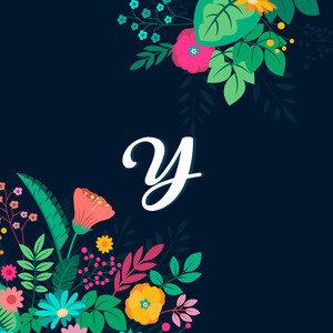 Floral Y