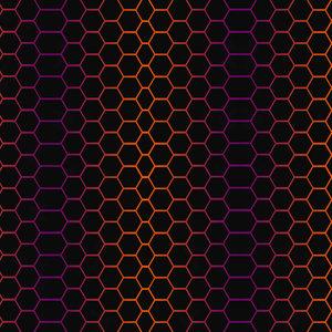 Hive Hexagon Pattern