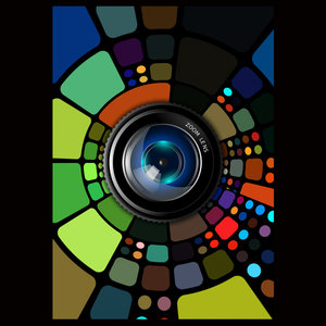 Colorful Lens