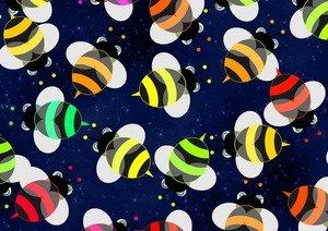 Bees Everywhere