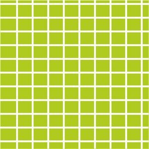 Cool Green Checkers