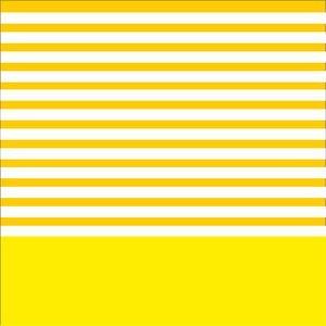 Classy Strips In Yellow