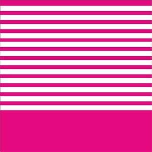 Bright Pink Strips