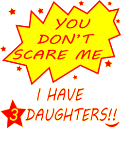 You Don't Scare Me