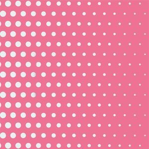 Polka Dots On Pink