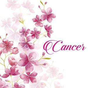 Cancer On Cherry Blossom