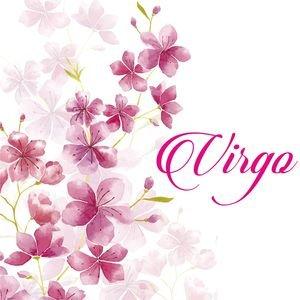 Virgo On Cherry Blossom