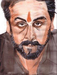 Ranbir Kapoor As Sanju