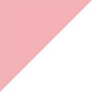 Dual Color In Baby Pink White