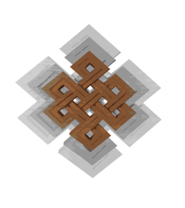 The Endless Knot Of Eternity