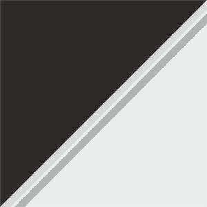Dual Colors In Black Grey Strips