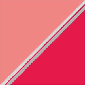 Dual Color Pink Shades