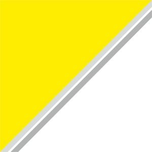 Dual Color Yellow White Strips