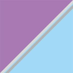 Dual English Shades Of Blue Purple