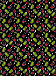Charged Pattern