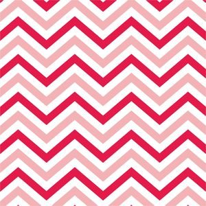 Ethic Light And Dark Pink Zig Zag